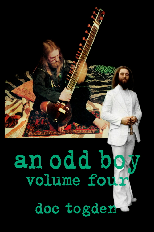 an odd boy - volume 4